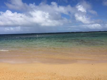 'anini-beach-kalihiwai-hawaii beach