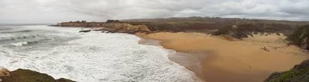 three-mile-beach-santa-cruz-california beach
