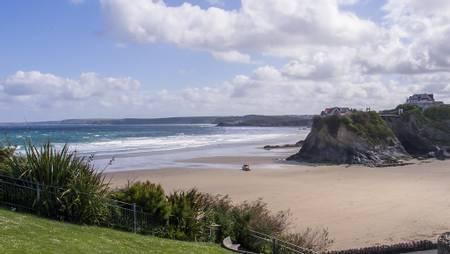 towan-beach-newquay beach