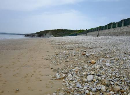 trez-malaouen-plonevez-porzay-brittany beach