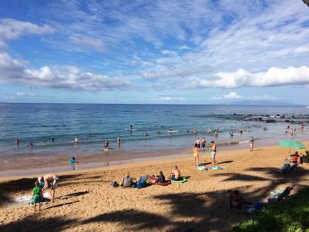 ulua-beach-wailea-makena-hawaii beach