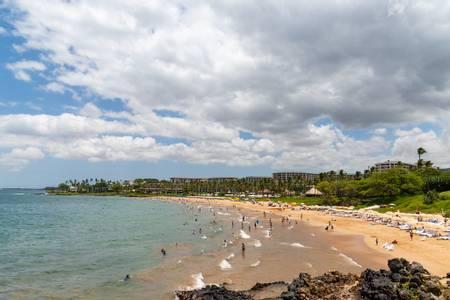 wailea-beach-wailea-makena-hawaii beach
