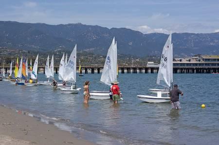 west-beach-santa-barbara-california beach