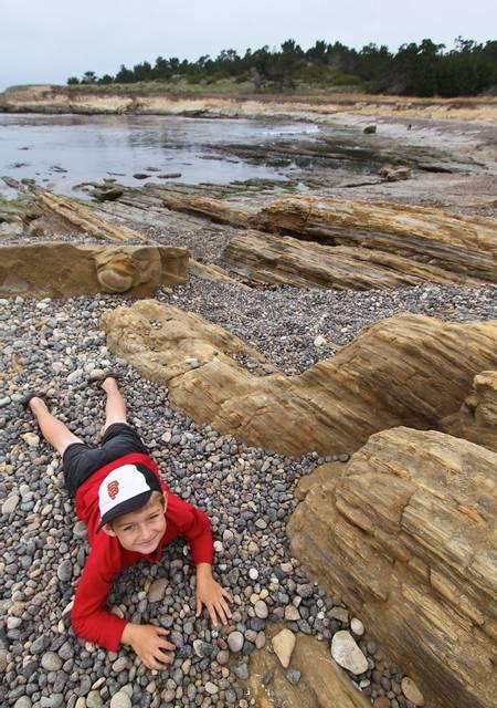 weston-beach-carmel-highlands-california beach