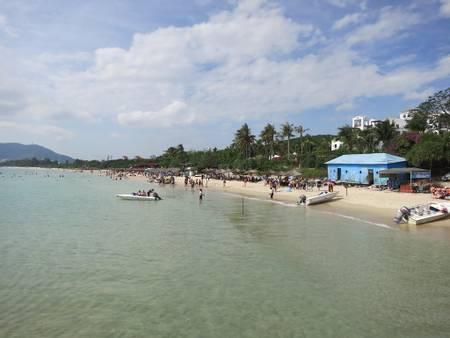 yalong-bay-sanya beach