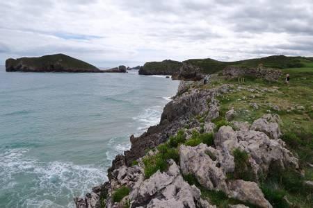 amenada-po-asturias beach