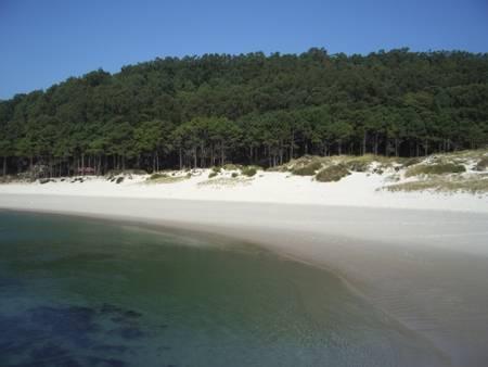 area-das-rodas-nigran-galicia beach