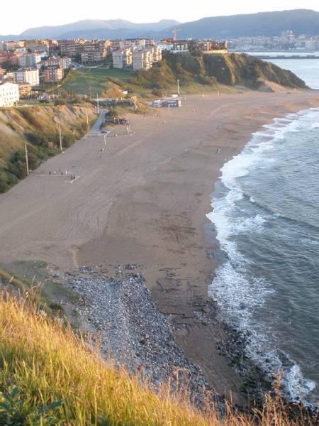 arrigunaga-getxo-basque-country beach