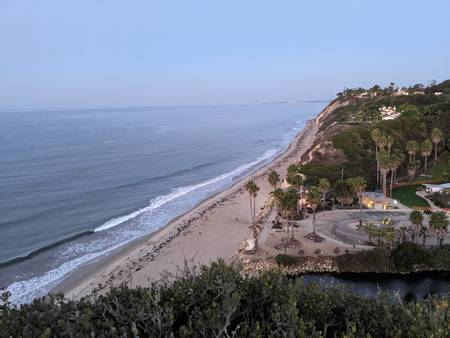 arroyo-burro-beach-santa-barbara-california beach