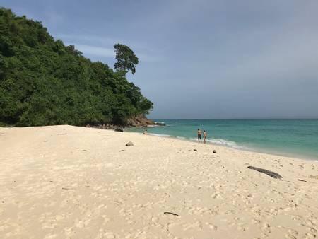 bamboo-island-beach-koh-phi-phi beach