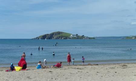 bantham-beach-bigbury-on-sea beach