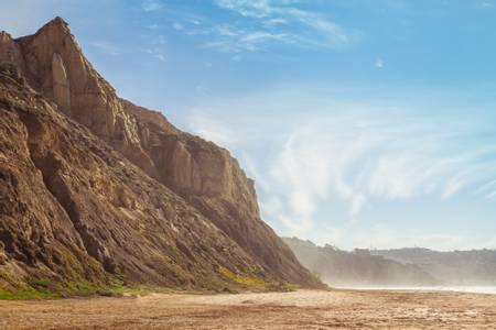 blacks-beach-san-diego-california beach