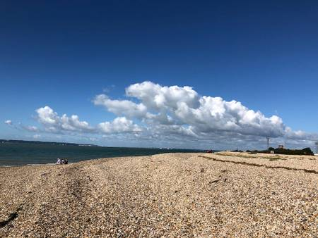 browndown-point-lee-on-the-solent-england beach