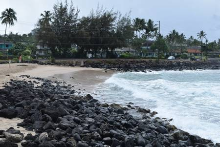 brennecke's-beach-koloa-hawaii beach