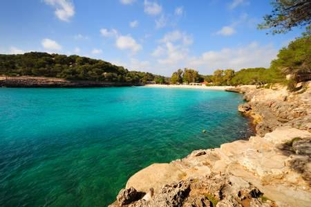 cala-mondrago-mallorca beach