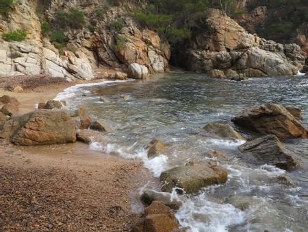 cala-morisca-canyelles-catalonia beach