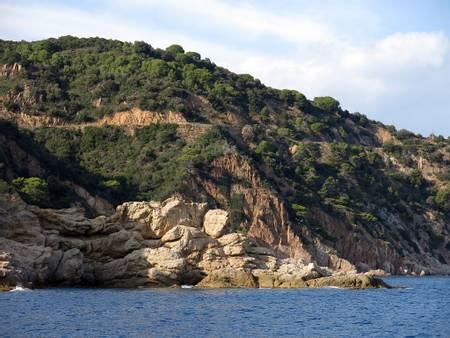 cala-fotedera-tossa-de-mar-catalonia beach
