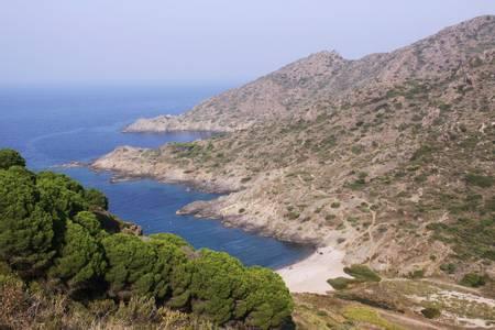 cala-tamariua-el-port-de-la-selva-catalunya beach