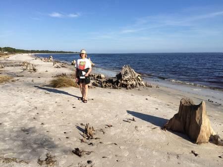 carabelle-beach-carrabelle-florida beach