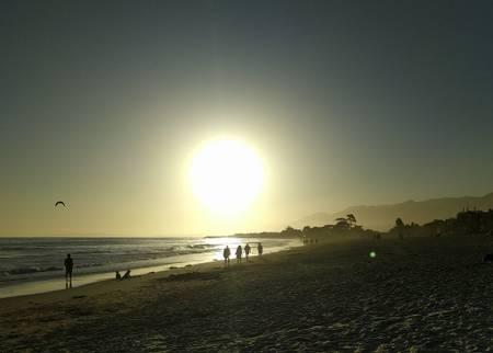 carpinteria-state-beach-carpinteria-california beach