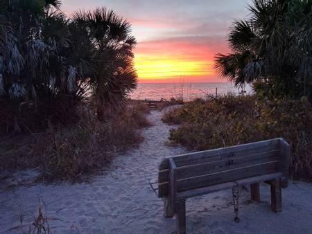 caspersen-beach-south-venice-florida beach