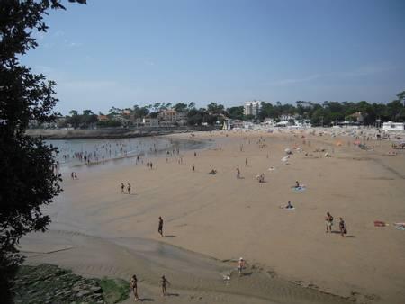 conche-de-nauzan-saint-palais-sur-mer-nouvelle-aquitaine beach