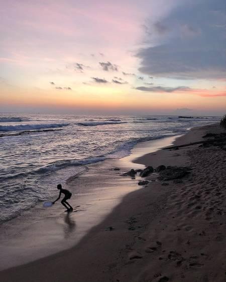 coconut-gurubebila beach
