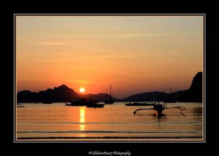 corong-beach-el-nido-palawan beach