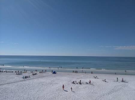 crescent-beach-siesta-key-florida beach