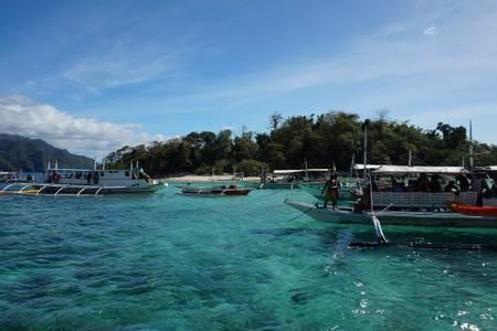 cyc-beach-coron-palawan beach