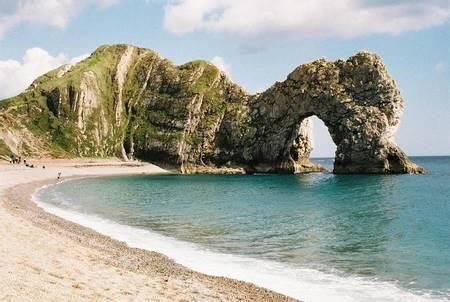 durdle-door-beach-dorset beach