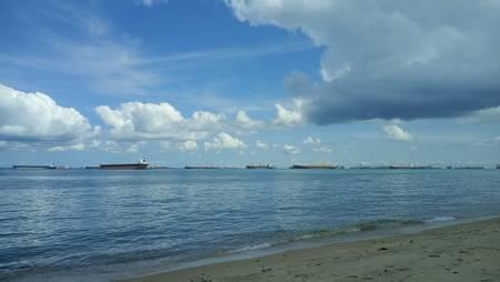 east-coast-beach-park-singapore beach