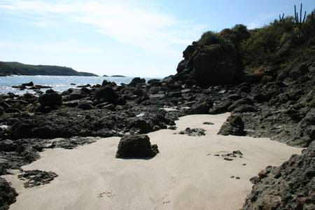 el-negrito-chamela-jalisco beach