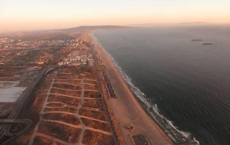 el-segundo-beach-los-angeles-california beach