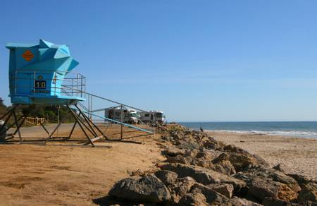 emma-wood-state-beach-ventura-california beach