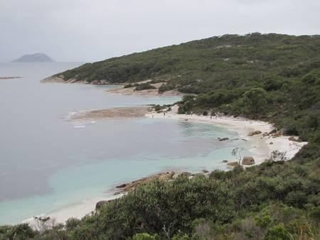 fisheries-beach-albany-western-australia beach