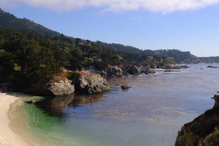 gibson-beach-carmel-highlands-california beach