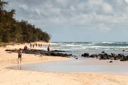 gillin's-beach-koloa-hawaii beach