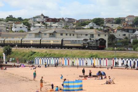 goodrington-sands-north-paignton-england beach