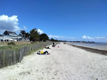 grande-plage-carnac beach