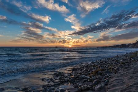 haskell's-beach-goleta-california beach
