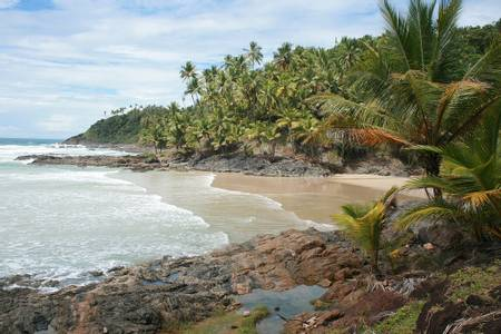 havaizinho-beach-itacare beach