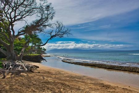 honokowai-beach-park-napili-honokowai-hawaii beach