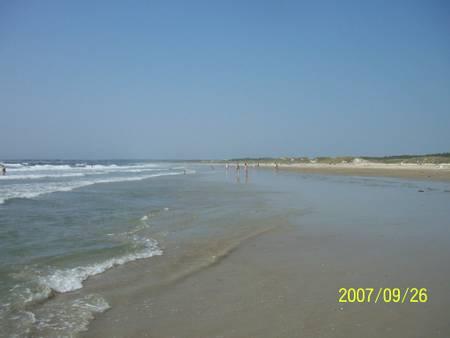 horseneck-beach-westport-massachusetts beach