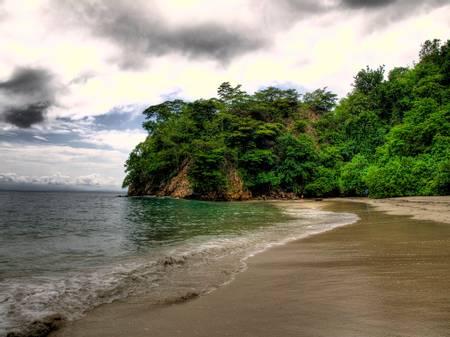 isla-tortuga-paquera beach