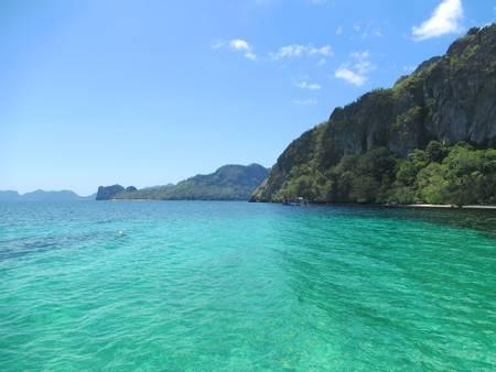 ipil-beach-el-nido-palawan beach