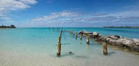 jaws-beach-nassau-new-providence beach