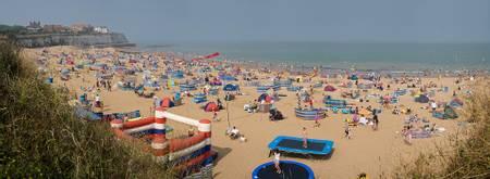joss-bay-broadstairs-england beach