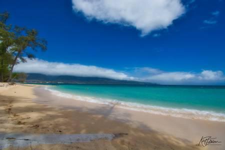 kanaha-beach-kahului-hawaii beach