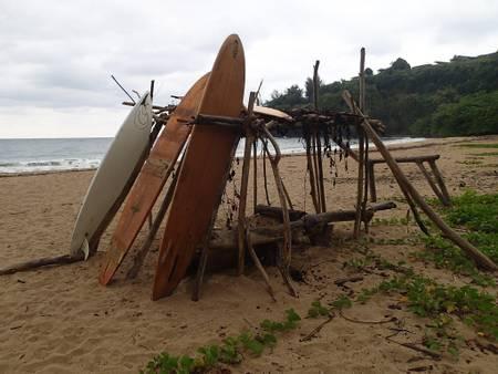 kalihiwai-beach-kalihiwai-hawaii beach